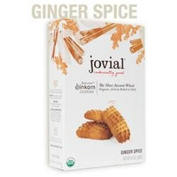 Bangalla 52514 Jovial Ginger Spice Cookies- 12-8.8 OZ