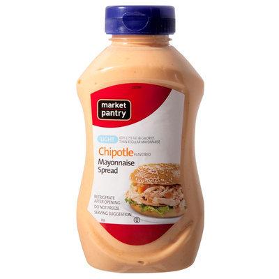 Market Pantry Light Chipotle Chile Mayonnaise 11.5 oz