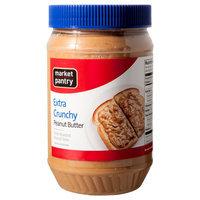 Market Pantry Extra Crunchy Peanut Butter 40 oz