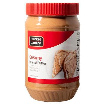 Market Pantry Creamy Peanut Butter 40 oz