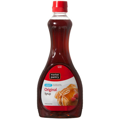Market Pantry Light Pancake Syrup - 24 oz.