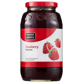 Market Pantry Strawberry Preserves - 32 oz.