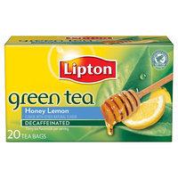 Lipton® Decaffeinated Honey Lemon Green Tea
