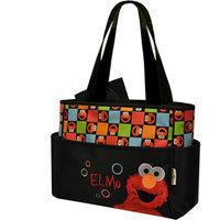 123 Sesame Street Sesame Street - Elmo 2pc Diaper Bag