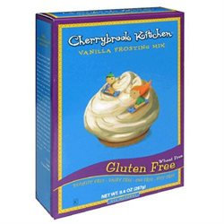 Cherrybrook Kitchen - Vanilla Frosting Mix - 9.4 oz. CLEARANCE PRICED