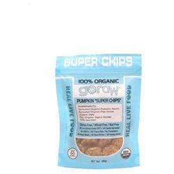 Go Raw 64168 3oz Freeland Pumpkin Super Chips