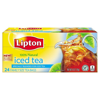 Lipton Lemon & Ginger Herbal Tea