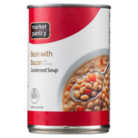 Market Pantry Bean with Bacon Soup 11.25 oz