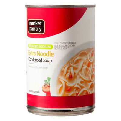 Market Pantry Extra Noodle Soup - 10.5 oz.