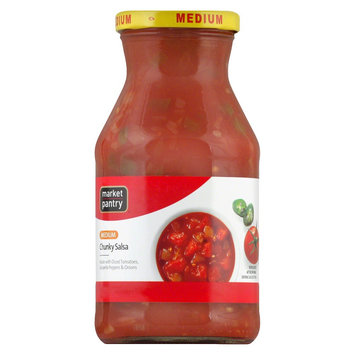 Market Pantry Medium Chunky Salsa 24 oz
