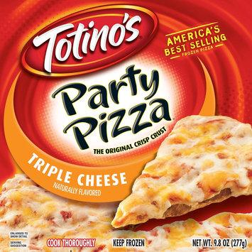 Totino's 3 Cheese Party Pizza - 9.8 oz.