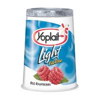 Yoplait Light Red Raspberry Yogurt 6 oz