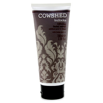 Cowshed 13018319121 Bullocks Refining Facial Scrub - 100ml-3.38oz