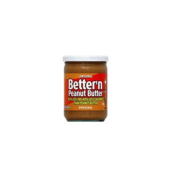 Wonder Natural Foods Better 'n Peanut Butter 16 oz