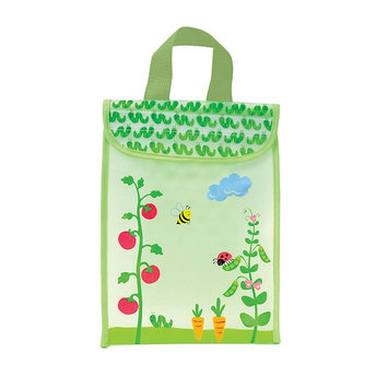 Green Sprouts By I Play. Garden Lunch Bag