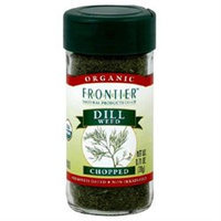 Frontier Herb 28458 Organic C-S Dill Weed