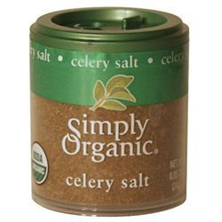 Simply Organic 25473 Mini Organic Celery Salt Blend