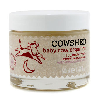 Cowshed Baby Cow Organics Full Body Cream 50ml/1.69oz