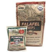 Bangalla 85036 Flamous Organics Spicy Chips- 12-8 OZ