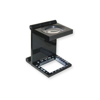 Carson LT-30 5x 30mm LinenTest Magnifier