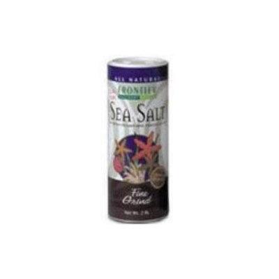 Frontier Herb 28523 Fine Sea Salt