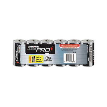 Rayovac Rayovac - Maximum Alkaline Shrink Pack Batteries 00041 C Industrialalkaline Ba: 620-Al-C - 00041 c industrialalkaline ba