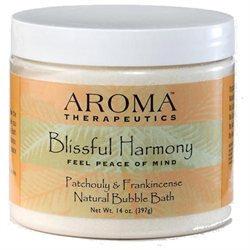 ABRA Therapeutics, Blissful Harmony Bubble Bath Patchouly & Frankincense 14 oz