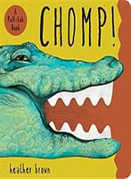 Chomp!: A Pull Tab Book