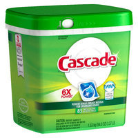 Cascade with Dawn Action Pacs Fresh Scent Dishwasher Detergent Pacs 85 ct