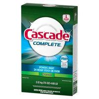 Cascade Complete with Dawn Fresh Scent Powder Dishwasher Detergent 75