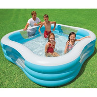 Intex Recreation 57495EP Swim Center Family Pool