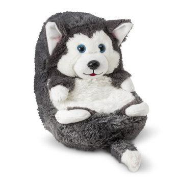 Jay Franco Hide Away Pets - Husky