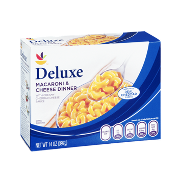 Ahold Deluxe Macaroni & Cheese Dinner