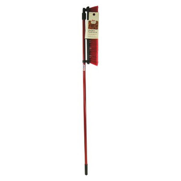 Quickie Bulldozer 18 in. Indoor/Outdoor Push Broom 00528RMCAN-20