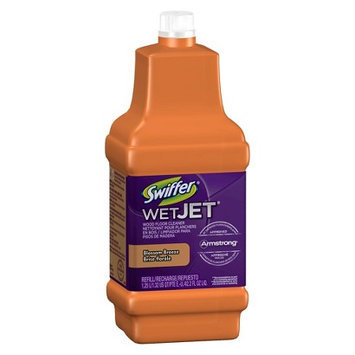 Swiffer WetJet Wood Floor Cleaner Refill Blossom Breeze 42.2 oz