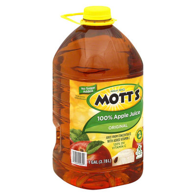 Mott's 100% Apple Juice