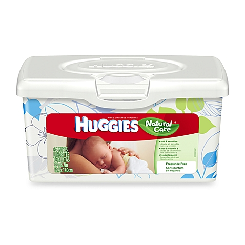 Huggies® Fragrance Free Baby Wipes