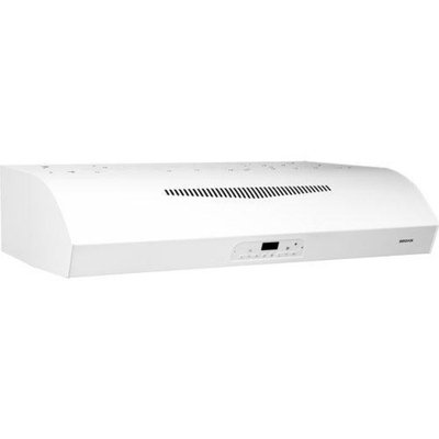 Broan QP336 Under Cabinet Evolution 3 Range Hood; White