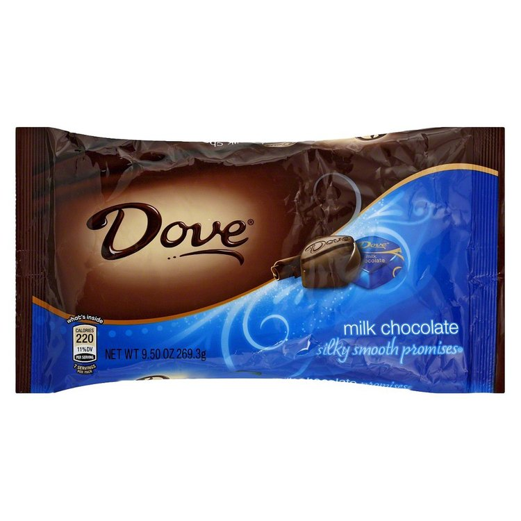 Dove Chocolate Dove Milk Chocolate
