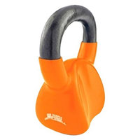 GoFit Contour Kettlebell with DVD - 25 lbs.