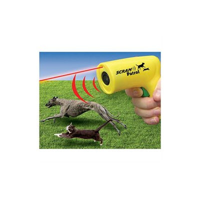 Trademark Tools Scram Patrol Sonic Animal Chaser