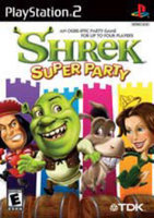 TDK Mediactive Shrek Super Party