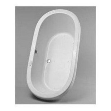 Toto ABA794L#01N Nexus Air Airpool Tub