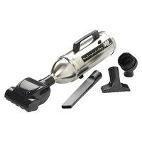 Metropolitan Vacuum Professionals Vac & Go with Turbine Brush Silver