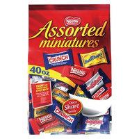 Nestlé Assorted Miniature Chocolate Bars 40 oz