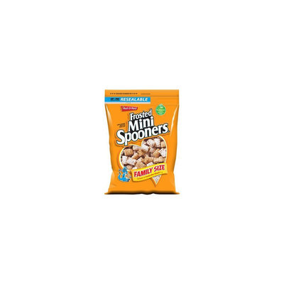 Malt-O-Meal: Family Size Frosted Mini Spooners Cereal, 36 Oz