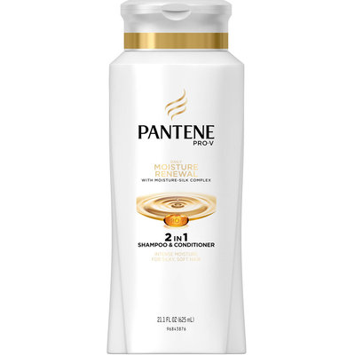 Pantene Pro-V Daily Moisture Renewal 2-in-1 Shampoo + Conditioner
