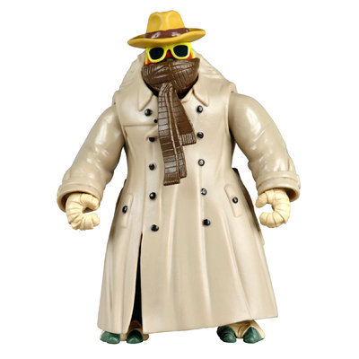 Playmates Teenage Mutant Ninja Turtles Movie Basic Figure - Raphael in Trench Coat