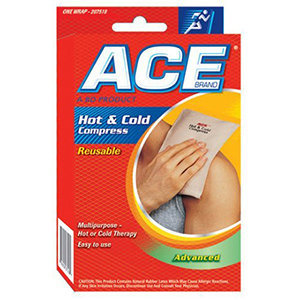 Ace Bandages ACE 207518 Reusable Cold Compress, 12 x 1/8