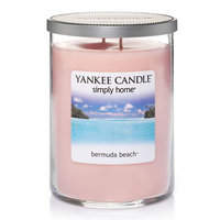 Yankee Candle simply home 19-oz. Bermuda Beach Tumbler Jar Candle (Pink)